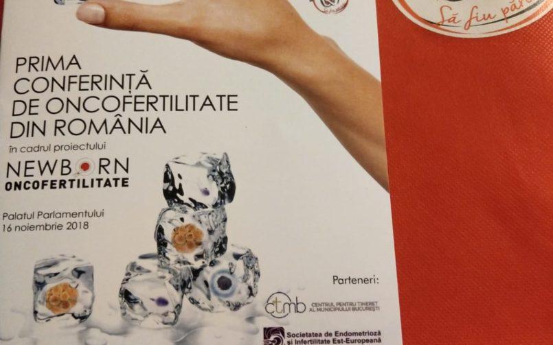 Dr. Alina Bolintineanu – prezentă la prima conferință de OncoFertilitate din România